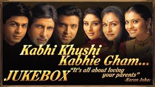 Kabhi Khushi Kabhie Gham Full Audio Songs   Jukebox
