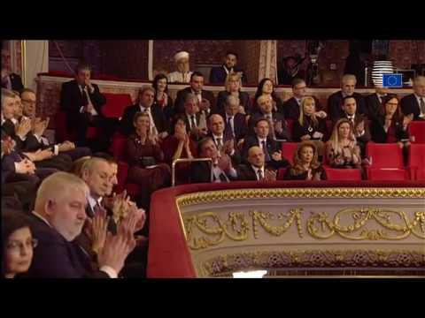 Wystąpienie Tuska po Bułgarsku! Wielki szacunek!