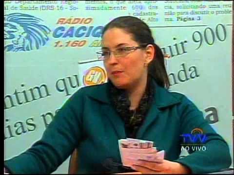 Debate dos Fatos TV Votorantim 07 06 13