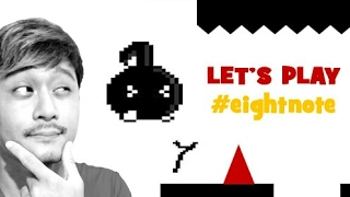 Have You played this guys? ;) A game that use voice control to make it played 😁 #eightnote #yasuhati