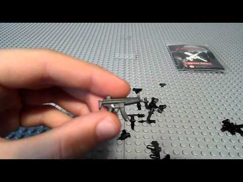 BrickArms Zombie Defence Pack Review