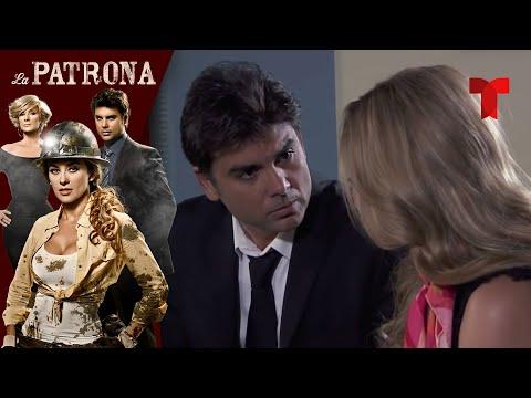 La Patrona / Capítulo 114 (1/5) / Telemundo