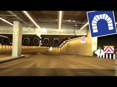 FR / Top 10 Longest Tunnels in Paris