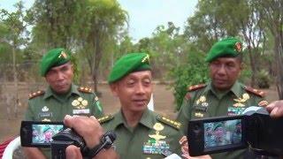 Video kunjungan ke pos perbatasan  RI   PNG di sota merauke MP3, 3GP, MP4, WEBM, AVI, FLV April 2019