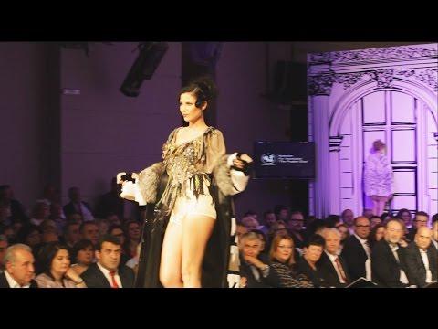 Модные шубы 2014 | Показ мод | Меха шубы | Greekfurs