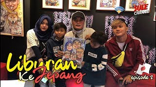 Video Lliburan Ke Jepang bersama keluarga - Episode 2 MP3, 3GP, MP4, WEBM, AVI, FLV September 2018