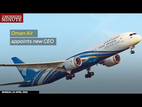 Oman Air appoints new CEO