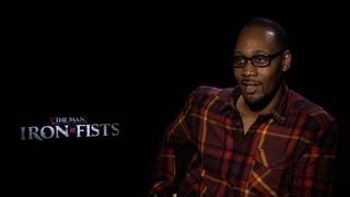 'The Man With The Iron Fists' RZA Interview