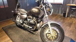 9. 2003 Moto Guzzi California Titanium