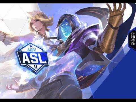 Nobar ASL Season 2 - Week #5 - Garena AOV (Arena Of Valor)