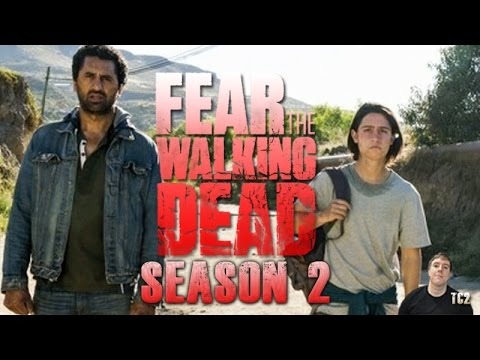 Fear The Walking Dead Season 2 Episode 11 - If you Don't like Fear then Don't Watch it.