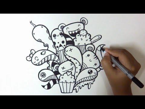Watch Videos of Contoh Gambar Huruf Graffiti Yang Oke Buat Desain Case