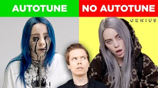 Video Comparing Singers With & Without Autotune (Billie Eilish, Charlie Puth & MORE) MP3, 3GP, MP4, WEBM, AVI, FLV Agustus 2019