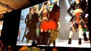 Paul Mitchell Caper 2016 Hair Show First Performance