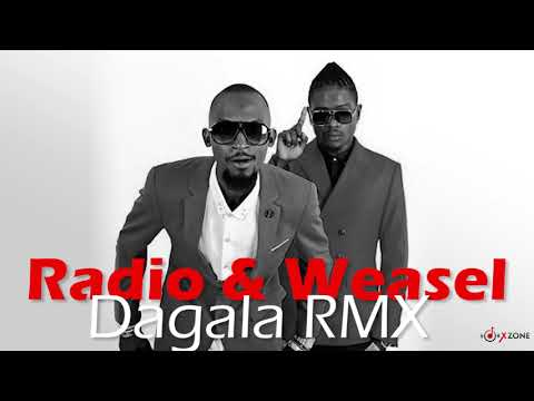 Dagala RMX - Radio and Weasel | X-zone music