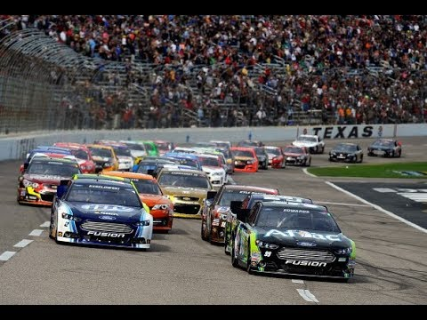 2013 NASCAR Sprint Cup AAA Texas 500 Full Race HD