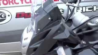 8. 2010 Kawasaki Versys KLE650