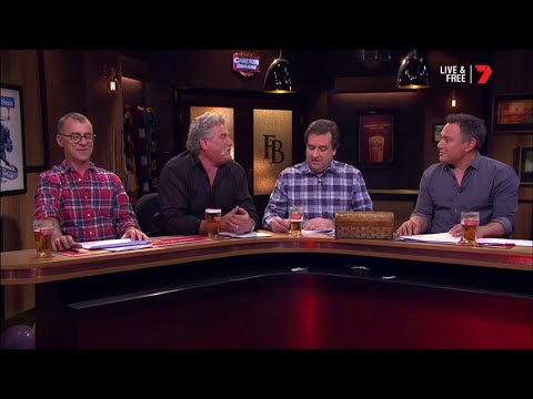 The Front Bar | Dipper Joins The Boys