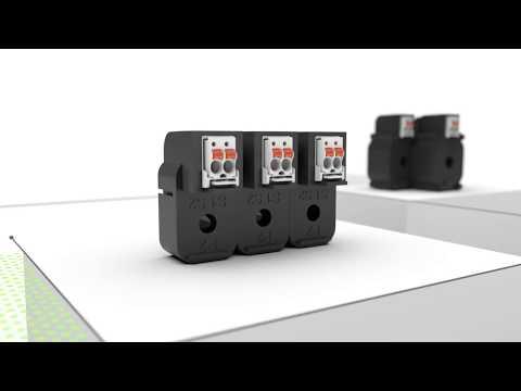 WAGO.PL - Przekładniki prądowe przewlekane picoMAX® i wyjściem niskomocowym