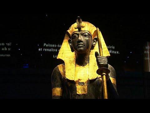 Besucheransturm erwartet: Tutanchamuns Schätze in Par ...