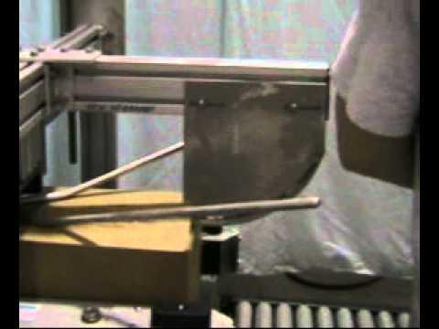 TBS-100 SA Washdown Semi-Automatic Packaging System