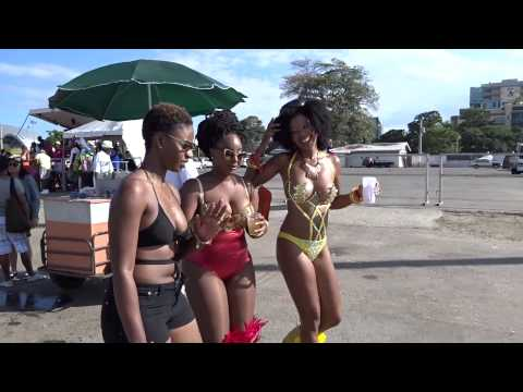 The Best Of Trinidad Carnival 2015 (part 1) Filmed By Jonfromqueens