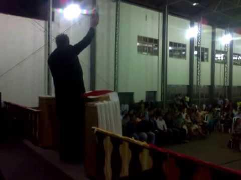Cantor Júnior - Cantando no Congresso em Barra do Bugres Mt