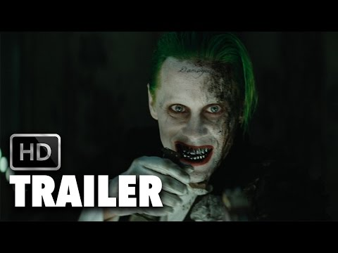 Suicide Squad Trailer Where is my Mind Awesome Fan Made Movie