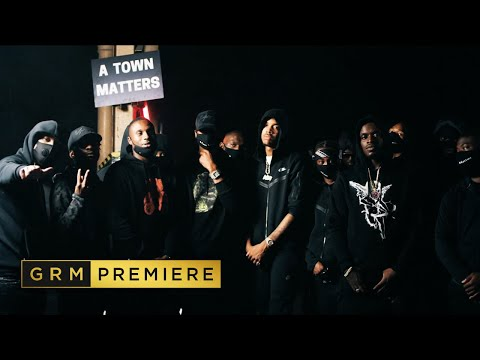 M24 – A Town Matters (ft. Tookie, M Dargg, Stickz & Sneakbo) [Music Video] | GRM Daily