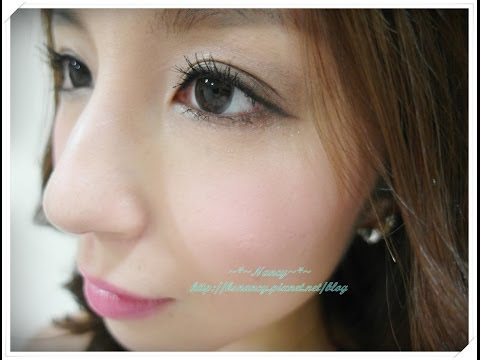 外拍妝容教學 My photoshoot make-up tutorial
