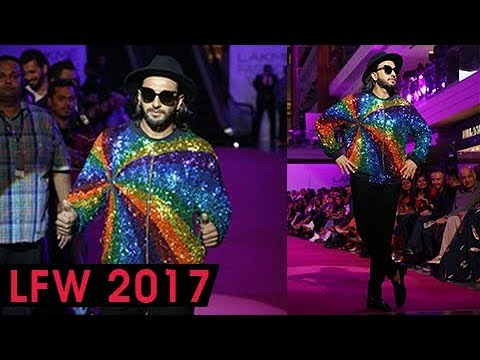 Ranveer Singh Colorful and QUIRKIEST Look