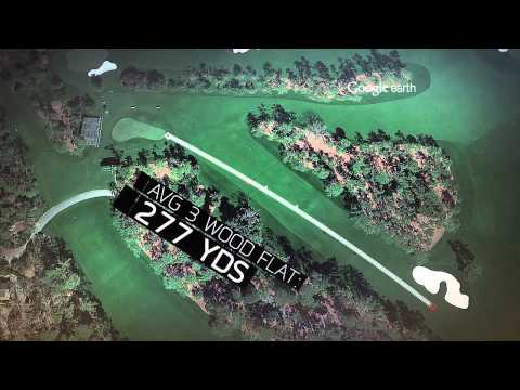 Analyzing Elevation at Augusta – Masters 2015