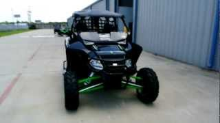 9. Arctic Cat Wildcat Accessories Stereo Top bumpers and More!