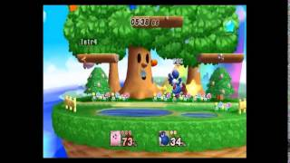 Tetr4 (Kirby) vs Pug (Yoshi) friendlies