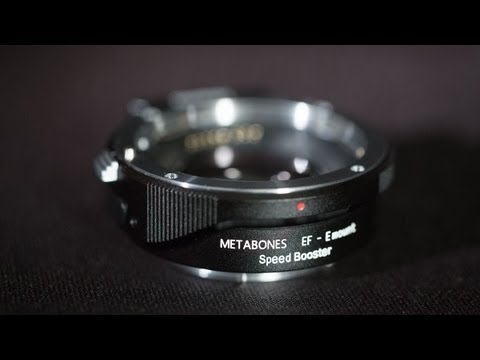 Metabones Speedbooster for Micro 4/3 Beginning to Appear – Do You Really Need One?