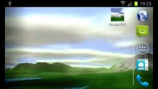 Clouds 3D PRO Live Wallpaper YouTube video