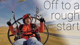 Video I Hit A Tree And Broke My Paramotor - Icarus Trophy Day One MP3, 3GP, MP4, WEBM, AVI, FLV Agustus 2018