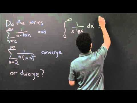 Integral Test | MIT 18.01SC Single Variable Calculus, Fall 2010