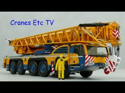 IMC Demag AC 250-5 All Terrain Crane by Cranes Etc TV