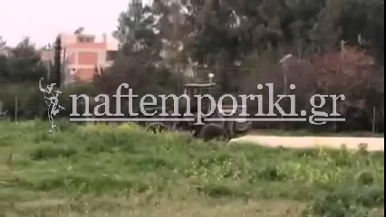Πάρκο Τρίτση: Ξεκίνησαν οι εργασίες για την κατασκευή προσωρινού κέντρου προσφύγων