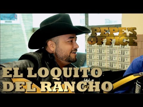 SÍ, SE HIZO LA CARNITA ASADA CON EL LOQUITO DEL RANCHO! - Pepe's Office - Thumbnail