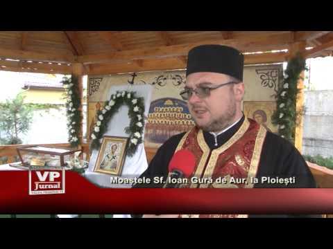 Moaștele Sf. Ioan Gură de Aur, la Ploiești