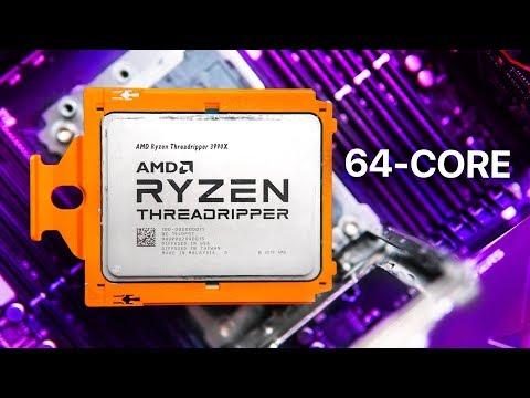 AMD Threadripper 3990X Review - 64-Core Overkill