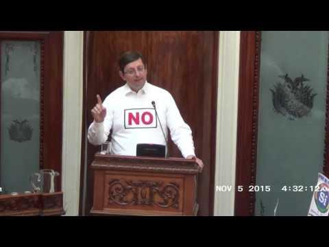 Intervencion en Asamblea legislativa- PL de convocatoria a Referendum