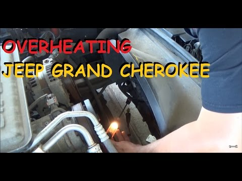 Jeep Grand Cherokee - Overheating At Idle