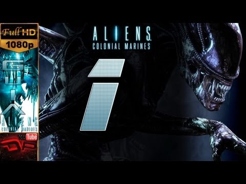 Aliens: Colonial Marines - Español Parte 1 Gameplay Let´s Play  HD