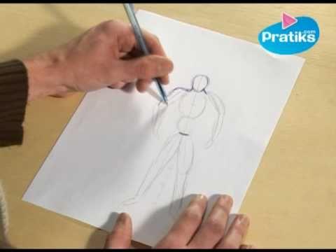 Comment dessiner un personnage bien proportionné