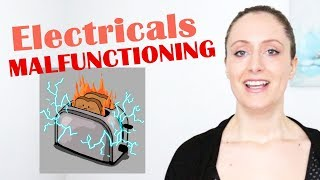 Electricals MALFUNCTIONING or Lights Flickering Around You Or Someone You Know?