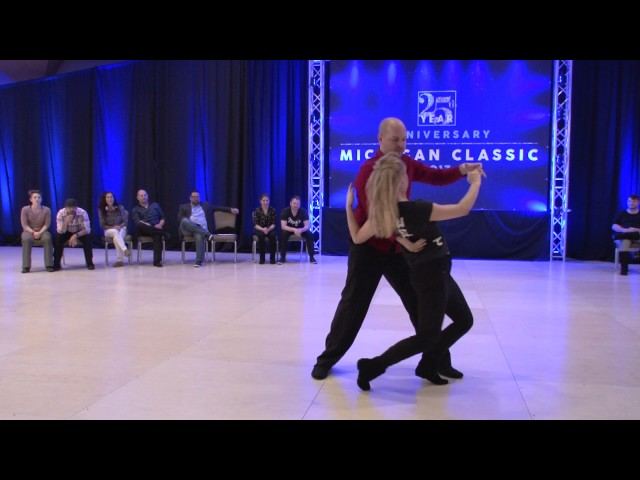 MiC 2017 All Star Pro Strictly Swing Matt Auclair & Victoria Henk