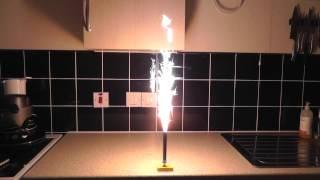 Poundland Indoor Fireworks | Ashens